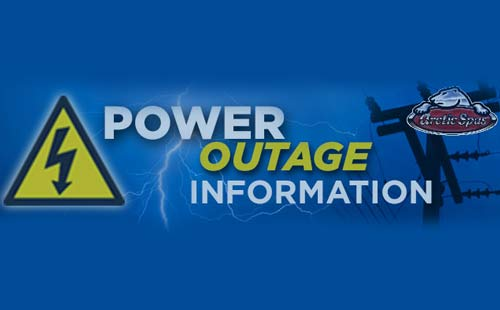 power outage? don't panic!