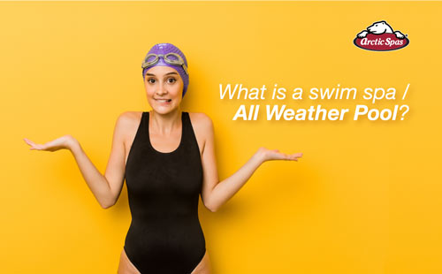 what is a swim spa – all weather pool