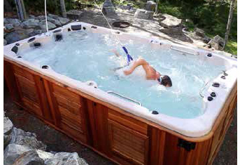 Swim systems burlington toronto ontario arctic spas - Swimming pools burlington ontario ...